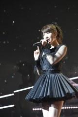 柏木由紀=『AKB48リクエストアワー セットリストベスト1035 2015』4日目夜公演(C)AKS