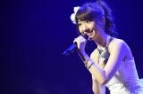 柏木由紀=『AKB48リクエストアワー セットリストベスト1035 2015』4日目昼公演の模様 (C)AKS