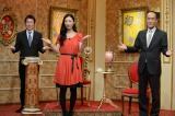 2月7日放送『ニホンゴ 三壇蜜活用 脱出!日本語ゲーム』(C)東海テレビ