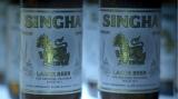 タイのプレミアムビール『シンハービール』