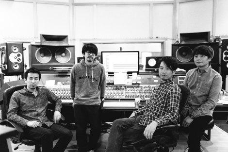 2年1ヶ月ぶりのシングルを3月18日に発売するASIAN KUNG-FU GENERATION
