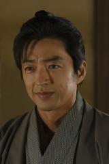 大河ドラマ『花燃ゆ』に小田村伊之助役で出演中の大沢たかお(C)NHK