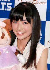 『第37回ホリプロタレントスカウトキャラバン 2012』(TSC)でグランプリを受賞した優希美青