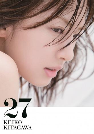 サムネイル ほぼすっぴんで撮影に臨んだ北川景子