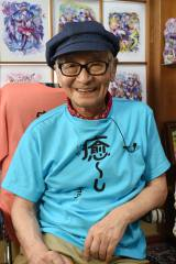 アプリゲーム『メルクストーリア- 癒術士と鈴のしらべ -』新CMに本人役で出演するムツゴロウさん