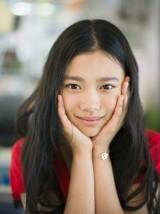スタジオジブリ映画『思い出のマーニー』に彩香(さやか)役で声の出演をしている杉咲花