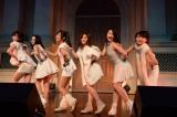 デビュー曲「BUMP!!」発売記念イベントを行ったLa PomPon