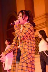 デビュー曲「BUMP!!」発売記念イベントを行ったLa PomPonのKIRI