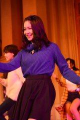 デビュー曲「BUMP!!」発売記念イベントを行ったLa PomPonのRIMA