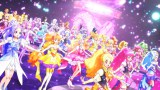 歴代プリキュア総勢40人の歌とダンスを先行公開。『映画プリキュアオールスターズ 春のカーニバル♪』(3月14日公開)(C)2015 映画プリキュアオールスターズSC製作委員会
