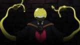 場面カット「Episode:0 出会いの時間」より  (C)松井優征/集英社・アニメ「暗殺教室」製作委員会