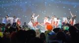 『すごい豆まき2015@東京タワースタジオ』に出席した虹のコンキスタドール (C)ORICON NewS inc.