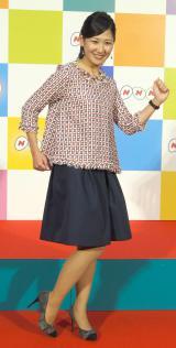3年ぶりのレギュラー番組『ブラタモリ』でタモリの相方を務める桑子真帆アナウンサー (C)ORICON NewS inc.