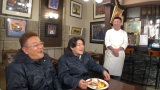 ロケ中には楽しそうな笑顔も  (C)テレビ朝日