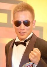 本田圭佑選手のモノマネで注目を集めるじゅんいちダビッドソンもブログで心境吐露 (C)ORICON NewS inc.