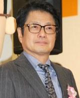 『ありがとう45周年!みんなのサザエさん展』オープニングセレモニー出席したフジテレビ亀山千広社長