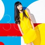 miwaのニューシングル「360°」初回盤