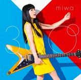 miwaのニューシングル「360°」通常盤