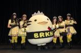 『Coming Next 2015』に出演するバリキュン!!(徳間ジャパンコミュニケーションズ)