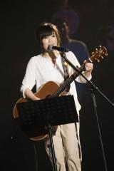 大阪城ホール2日目公演で29曲をパフォーマンスしたNMB48(写真は山本彩) (C)NMB48