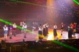 大阪城ホール2日目公演で29曲をパフォーマンスしたNMB48 (C)NMB48