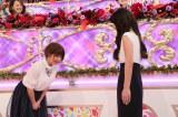 激しいトークバトルに矢口は…?(C)テレビ朝日