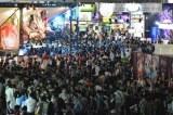 『東京ゲームショウ2014』では歴代2位の25万1832人を動員した(昨年9月20日撮影)