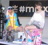 (左から)DJ KOO、水沢アリー (C)ORICON NewS inc.