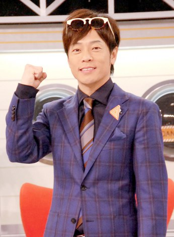 NHK新番組『エイエイGO!』の取材会に出席した陣内智則 (C)ORICON NewS inc.