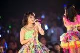 チームNに昇格する城恵理子 (C)NMB48