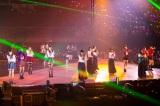 アリーナツアーの大阪城ホール公演を成功させたNMB48 (C)NMB48