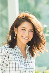 結婚を発表した森絵里香 (C)須藤敬一