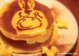 ロディモチーフのパンケーキ