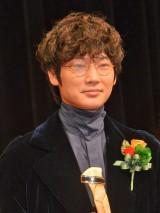 主演男優賞を受賞した綾野剛 (C)ORICON NewS inc.