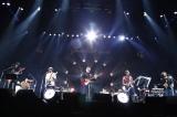 『Golden Circle Vol.19』に出演した(左から)斉藤和義、奥田民生、加山雄三、寺岡呼人、清水依与吏 PHOTO:ほりたよしか