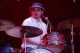 奥田民生は私物のドラムセットを持ち込んだ PHOTO:ほりたよしか
