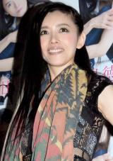 ライブ『NORI NORI WORLD』開催前に取材に応じた原田徳子 (C)ORICON NewS inc.