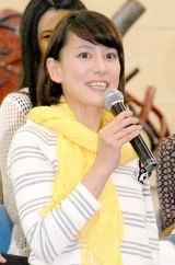 ミュージカル『ウィズ〜オズの魔法使い〜』の会見に出席した瀬戸カトリーヌ (C)ORICON NewS inc.