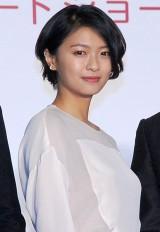 映画「娚の一生」先行上映イベントに出席した榮倉奈々