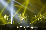 バンド結成15周年で初の単独日本武道館公演を行ったMONKEY MAJIK