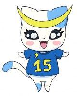 モーニング娘。'15の石田亜佑美のイラストを基にしたがキャラクターが劇中に登場