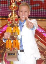 『R-1ぐらんぷり2015』で優勝したじゅんいちダビッドソン (C)ORICON NewS inc.