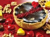 本命へのプレゼントにも!『バレンタイン限定 濃厚チョコチーズタルト』