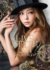 安室奈美恵Blu-ray Disc『namie amuro LIVE STYLE 2014』通常盤