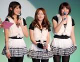ツイッターに公式認証されたNegicco (左からKaede、Nao☆、Megu)(C)ORICON NewS inc.