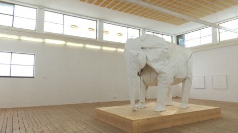 日本テレビ+ルーヴル美術館 特別番組『世界!極限アーティストBEST20』では驚きのアートが次々登場(C)日本テレビ