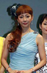 『DHCダイエットアワード2015 グランプリ大会』に特別審査員として出席した神田うの (C)ORICON NewS inc.