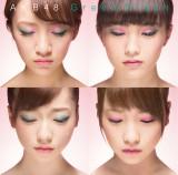 AKB48「Green Flash」初回盤Type-S(左上から時計回りに高橋みなみ、山本彩、川栄李奈、島崎遥香)