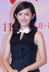 妊娠5ヶ月であることをブログで発表した星野真里 (C)ORICON NewS inc.