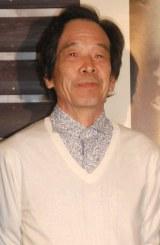 音楽葬『JOHNNY FOREVER』の記者会見に出席した元キャロルのユウ岡崎 (C)ORICON NewS inc.